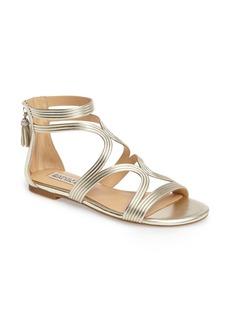 Badgley Mischka Torrence Gladiator Flat Sandal (Women)