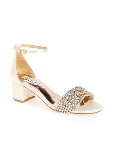 Badgley Mischka Triana Block Heel Pump (Women)
