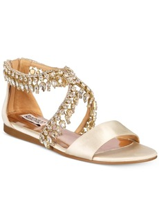 Badgley Mischka Tristen Evening Sandals Women's Shoes