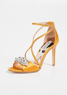 Badgley Mischka Vanessa Strappy Sandals