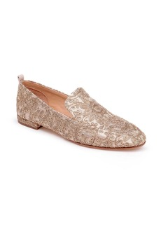 Badgley Mischka Vivianne Smoking Slipper (Women)