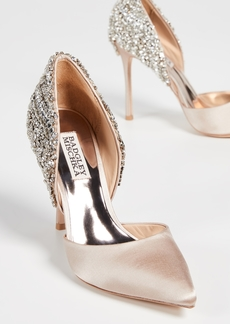 Badgley Mischka Volare Point Toe Pumps