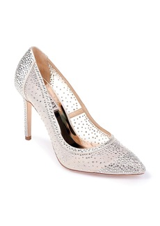 Badgley Mischka Weslee Pointy Toe Pump (Women)