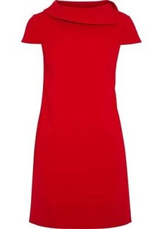 Badgley Mischka Woman Cady Mini Dress Red
