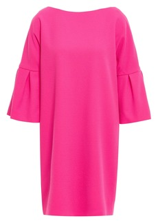 Badgley Mischka Woman Crepe Mini Dress Fuchsia