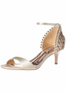 Badgley Mischka Women's Adora Heeled Sandal   M US