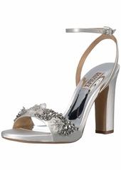 Badgley Mischka Women's Alexa Heeled Sandal   M US