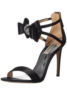 Badgley Mischka Women's Beauty Dress Sandal   M US
