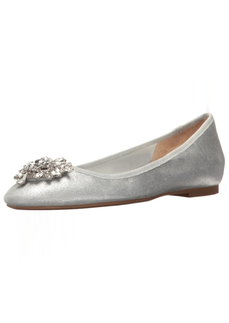 Badgley Mischka Women's Bianca Ballet Flat