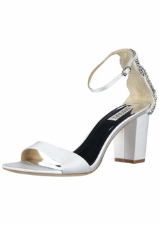 Badgley Mischka womens Block Heeled Sandal   US