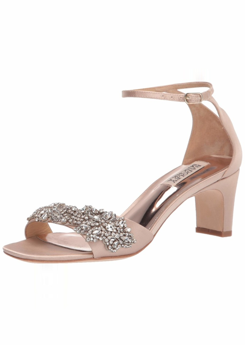 Badgley Mischka Women's Carter Heeled Sandal   M US