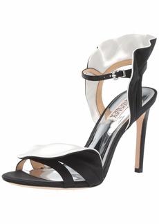 Badgley Mischka Women's Ella Heeled Sandal   M US