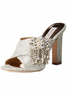 Badgley Mischka Women's Farrah Heeled Sandal   M US