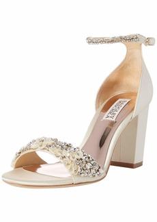 Badgley Mischka Women's Finesse Heeled Sandal   M US