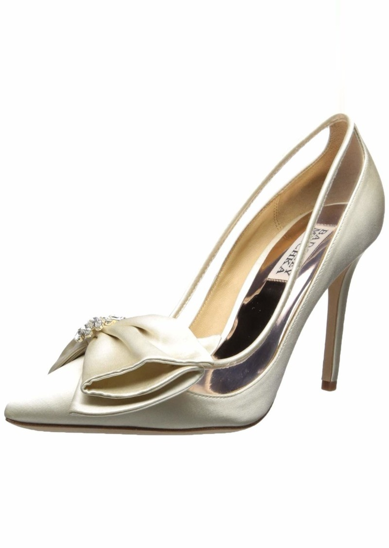Badgley Mischka Women's Frances Pump   M US