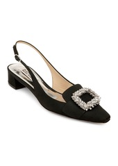 Badgley Mischka Women's Gabrielle Slingback Pumps