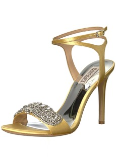 Badgley Mischka Women's Hailey Heeled Sandal
