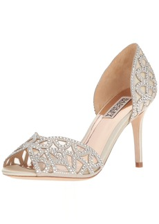 Badgley Mischka Women's Harris Pump   M US