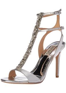 Badgley Mischka Women's Hollow Heeled Sandal   M US