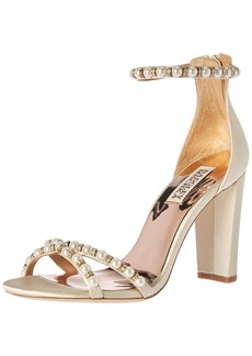 Badgley Mischka Women's Hooper Heeled Sandal