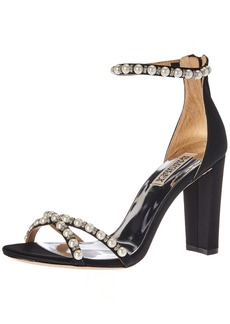 Badgley Mischka Women's Hooper Heeled Sandal   M US