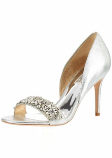 Badgley Mischka Women's Ivy Pump   M US