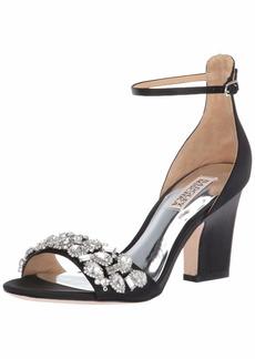 Badgley Mischka Women's Laraine Heeled Sandal   M US