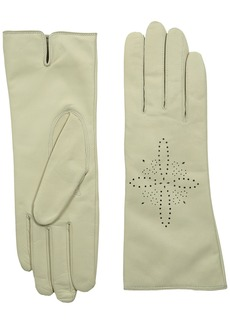 BADGLEY MISCHKA Women's Laser Cut Glove