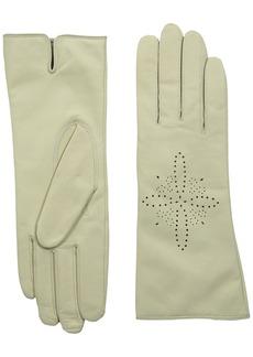 BADGLEY MISCHKA Women's Laser Cut Glove