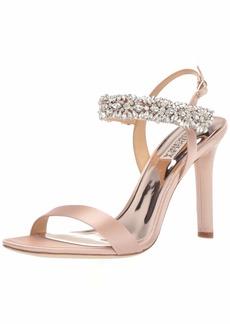 Badgley Mischka Women's Lilly Heeled Sandal   M US
