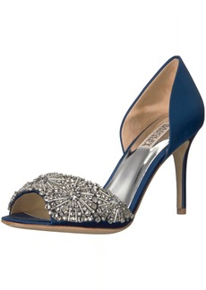 Badgley Mischka Women's Maria Pump   M US