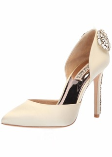 Badgley Mischka Women's Parker Pump   M US