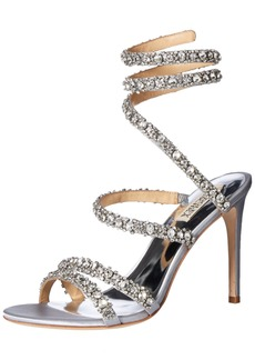 Badgley Mischka Women's Peace Heeled Sandal   M US