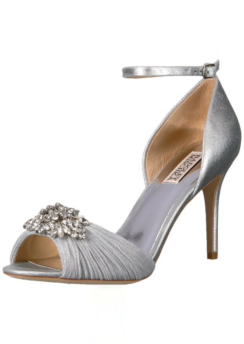 Badgley Mischka Women's Sabrina II Heeled Sandal