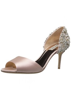 Badgley Mischka Women's Sandie Pump   M US