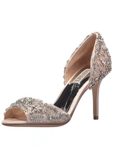 Badgley Mischka Women's Shaina Pump   M US