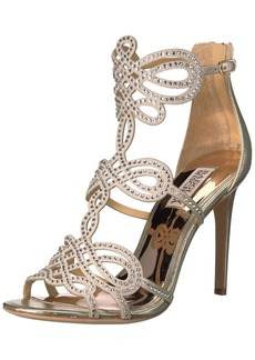 Badgley Mischka Women's Teri Dress Sandal   M US