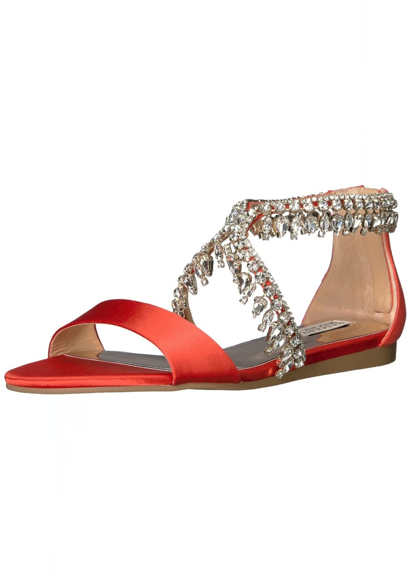 Badgley Mischka Women's Tristen Dress Sandal   M US
