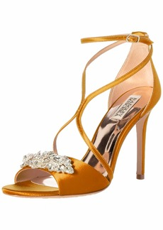 Badgley Mischka Women's Vanessa Heeled Sandal   M US