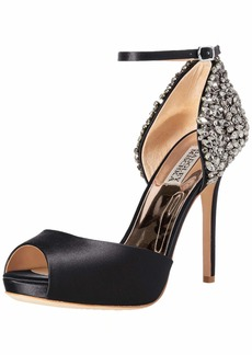 Badgley Mischka Women's Vanity Pump   M US
