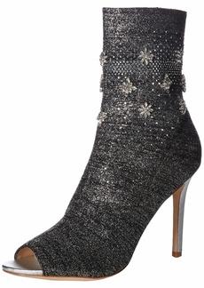 Badgley Mischka Women's VIVI Ankle Boot   M US