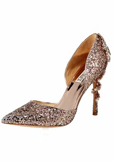 Badgley Mischka Women's Vogue III Pump   M US