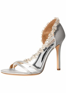 Badgley Mischka Women's VOLETTA Heeled Sandal   M US