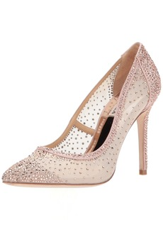 Badgley Mischka Women's Weslee Pump  8.5 M US
