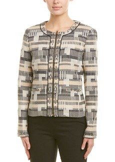 Badgley Mischka Wool-Blend Jacket