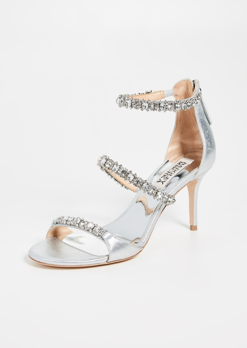 0c526838ce4 Badgley Mischka Badgley Mischka Yasmine Ankle Strap Sandals