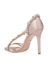 Badgley Mischka Badley Mischka Voletta Crystal Embellished Sandal (Women)