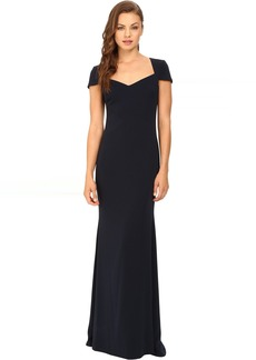 Cap Sleeve Odessa Gown