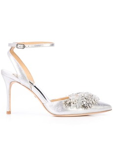 Badgley Mischka embellished Alice II pumps