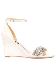Badgley Mischka embellished Lauren sandals